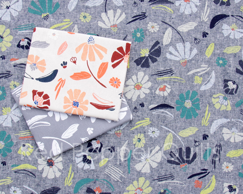 Forage by Anna Graham for Robert Kaufman Fabrics | © Red Pepper Quilts 2018