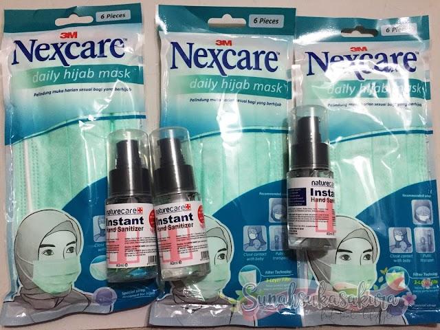 Beli Surgical & Washable Face Mask Dekat Shopee
