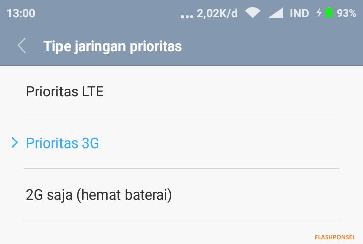 FIX Permanen LTE MIUI 8 Global Redmi 3 Locked Bootloader