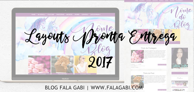 #TOP10 Layouts Pronta Entrega 2017