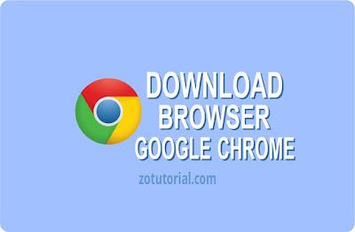 Cara Download Browser Google Chrome Offline Installer (32 & 64 bit) Terbaru