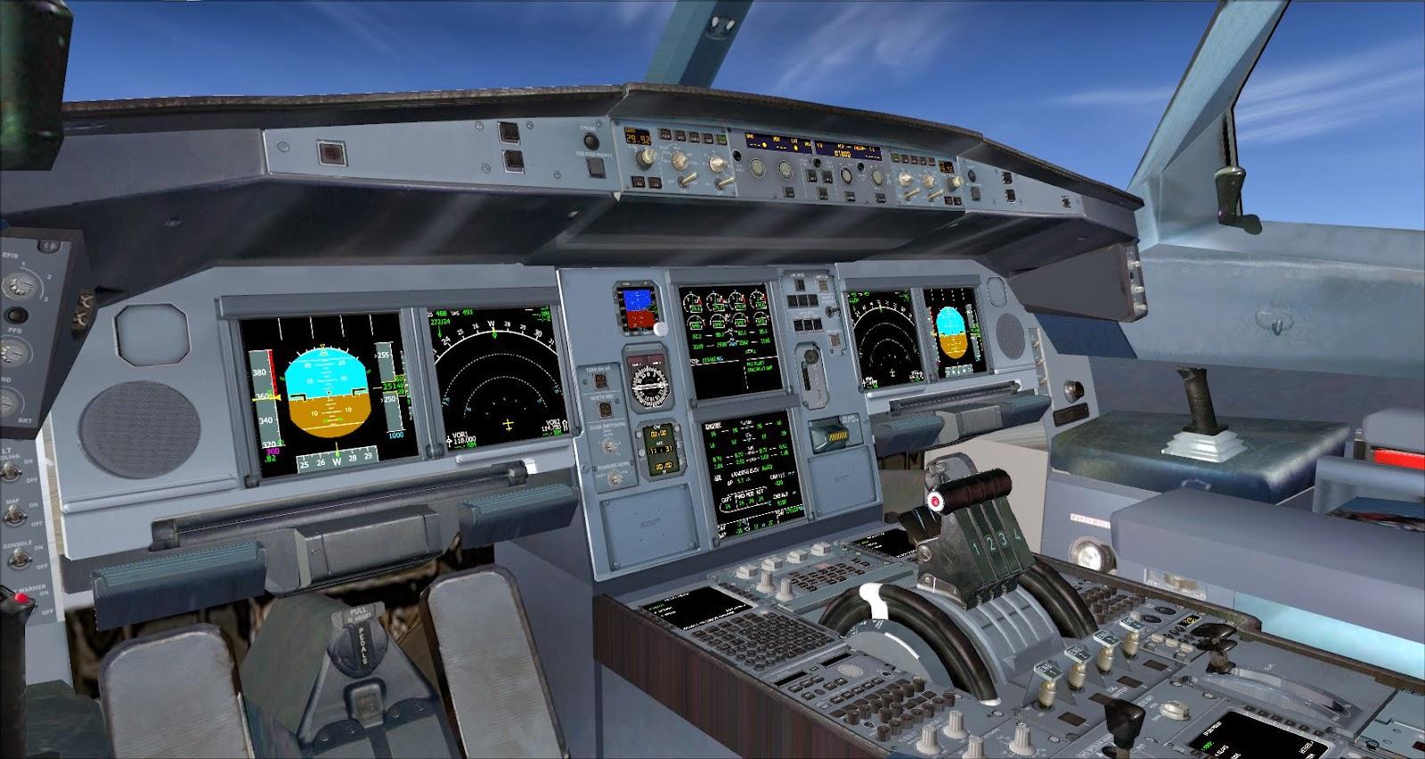 Fsx Wilco airbus a380