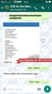 """Gazebo Minimalis Pesanan Ibu """"R"""" Bekasi Jawa Barat"""