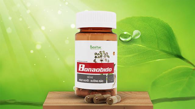 Phòng ngừa rối loạn tiền đình với Bonaobido