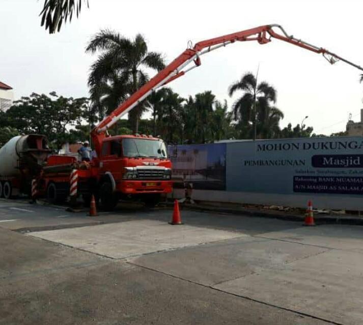 berkah indonesia readymix melayani jasa supply beton ready mix