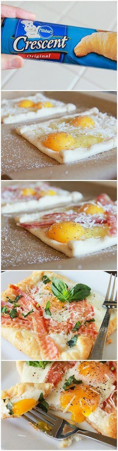 Pizza Eggs