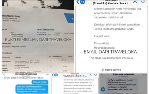 Viral Refund Tiket Misterius, Lion Air-Traveloka Kini Lakukan Investigasi