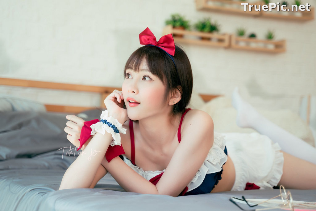 Image Thailand Model - Waralee Teerapanpong - Sailor Moon Lingerie - TruePic.net - Picture-4