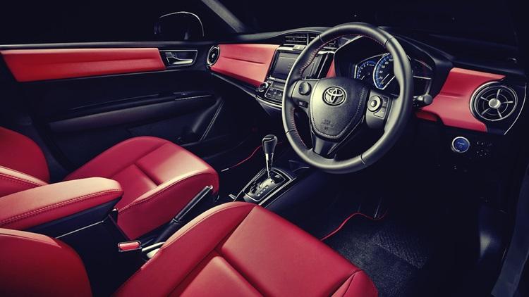 2018 Toyota Corolla Interior