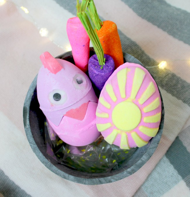 Massive LUSH Easter and Spring products haul