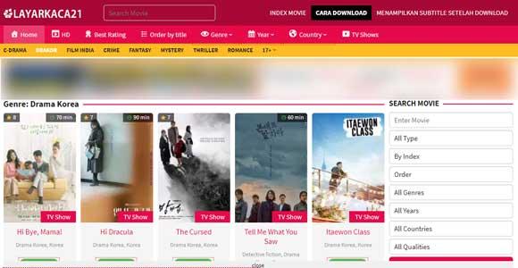 drakor indo streaming online gratis