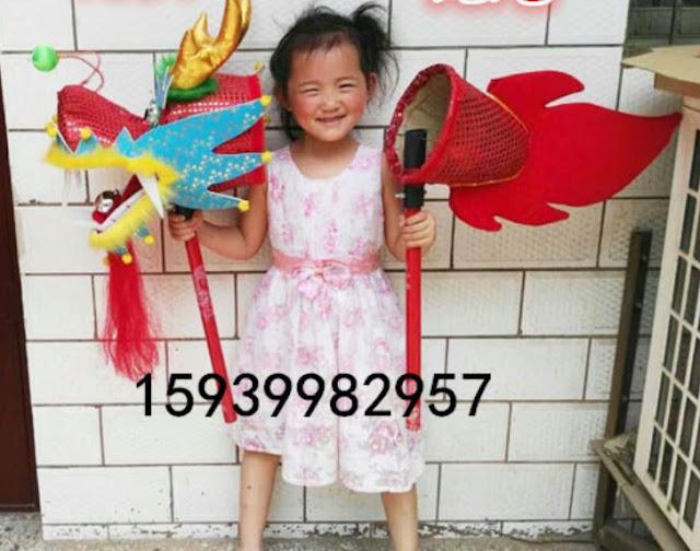 Dragón chino manualidades