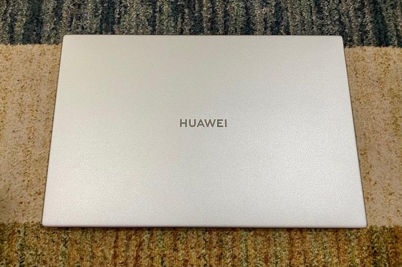 Huawei MateBook D14 Long Term Review - Design
