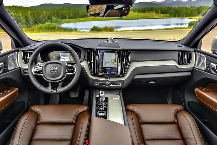 Volvo XC60 T8 2018: características, especificaciones técnicas