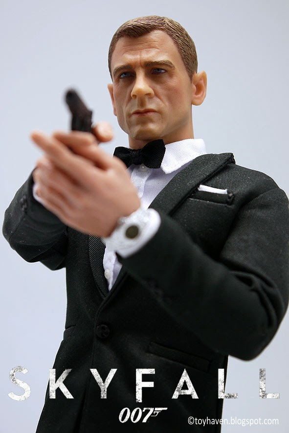 MOVIE SCALE: Review 1: Brother Production 1/6 Sky Fall MI6