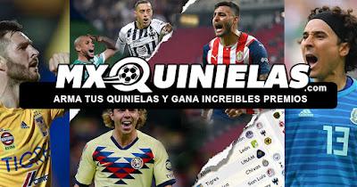 Apuestas deportivas LIGAMX quiniela