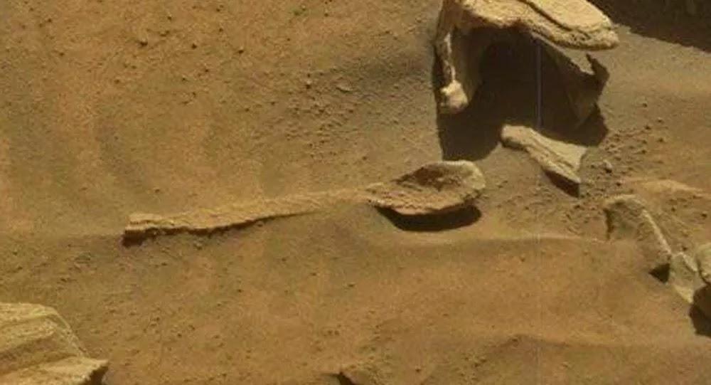 """""""7 دقائق من الرعب""""... الكشف عما وجده خبراء """"ناسا"""" عند الوصول إلى كوكب المريخ... فيديو"""
