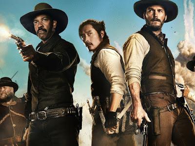 Taquilla USA: Primer puesto para el remake 'Los siete magníficos'