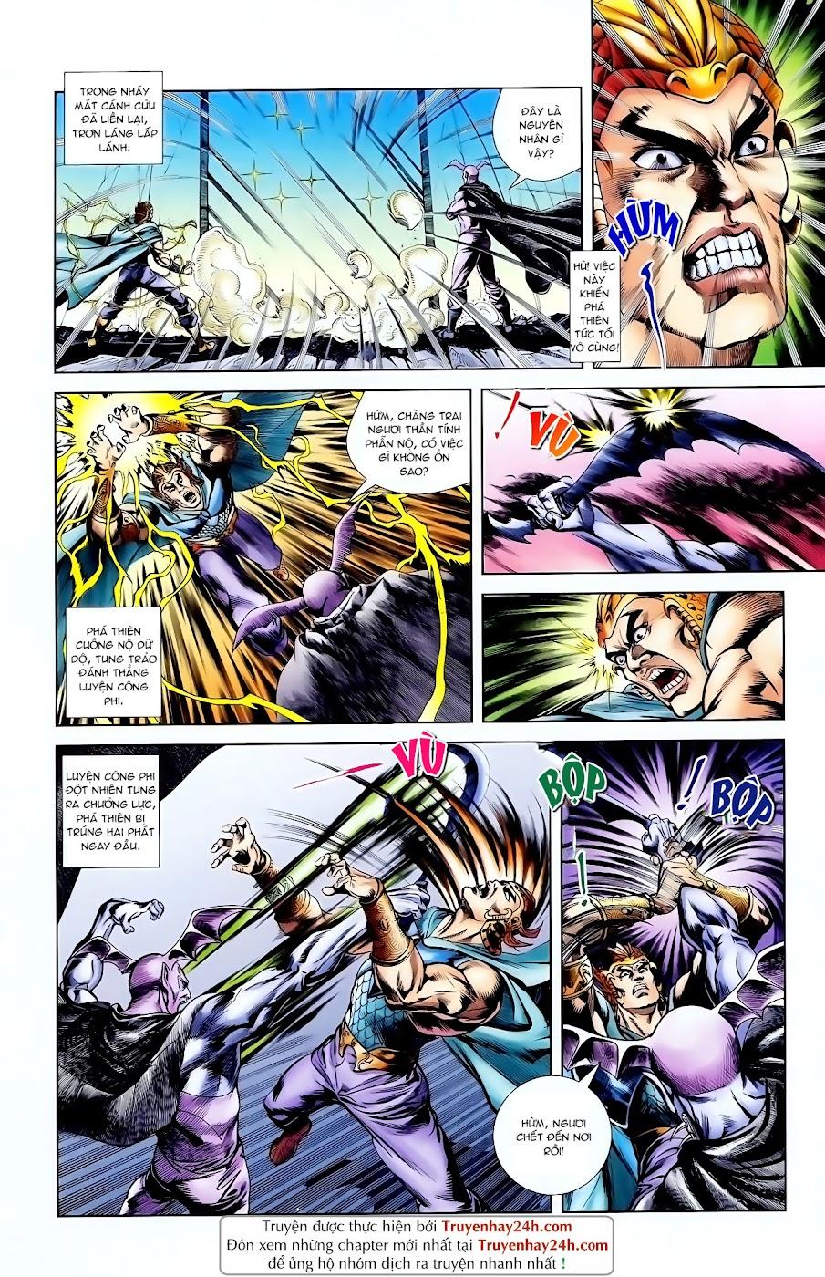 Cơ Phát Khai Chu Bản chapter 97 trang 10