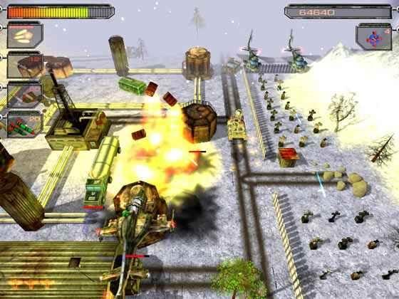 لعبة Air Hawk 2