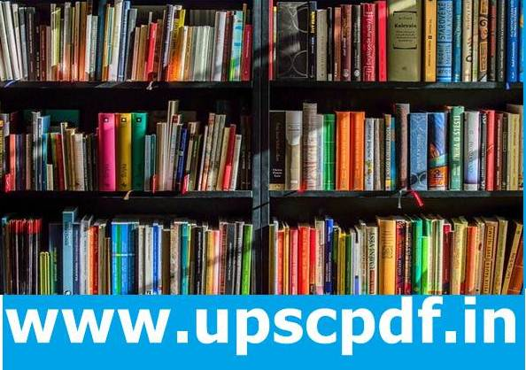 Drishti IAS Classes Handwritten General Studies UPSC Notes PDF Download