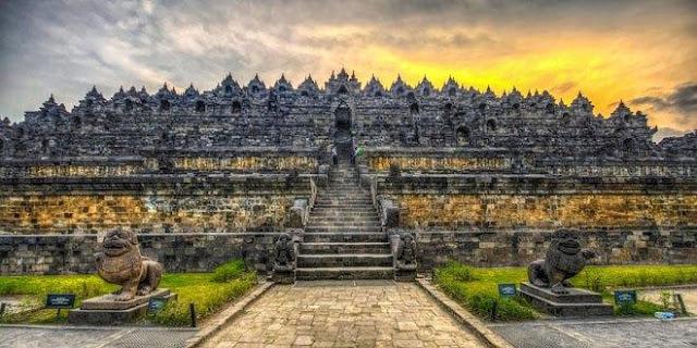 Menilik Pesona Candi Borobudur, Wisata Kelas Dunia yang Tak Lekang oleh Waktu