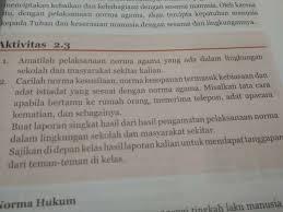 Aktivitas 2.3 halaman 43