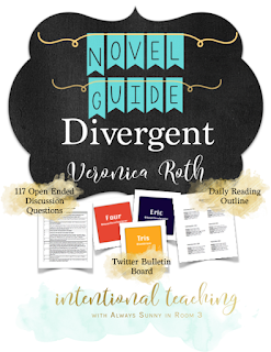 https://www.teacherspayteachers.com/Product/Divergent-Classroom-Novel-Guide-6-Week-Study-1747438