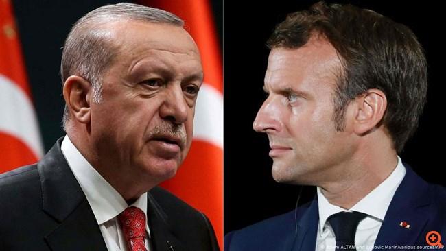 Μακρόν για Τουρκία ενόψει του Συμβουλίου Κορυφής