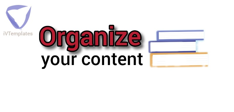 search engines organize discovered blog contents - From Creating Blog to Making Real Money Blogging