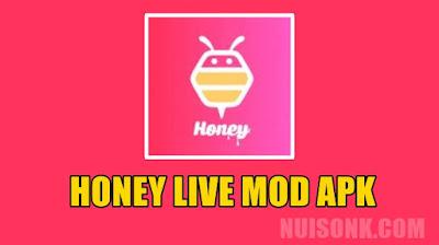 Download Honey Live Mod Apk v2.7.9 Terbaru