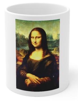 MONA LISA - Coffee Mug