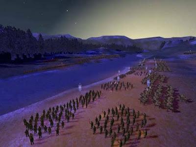 لعبة ROME Total War 1