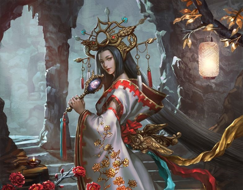 Izanami - Deusa da Vida e da Morte