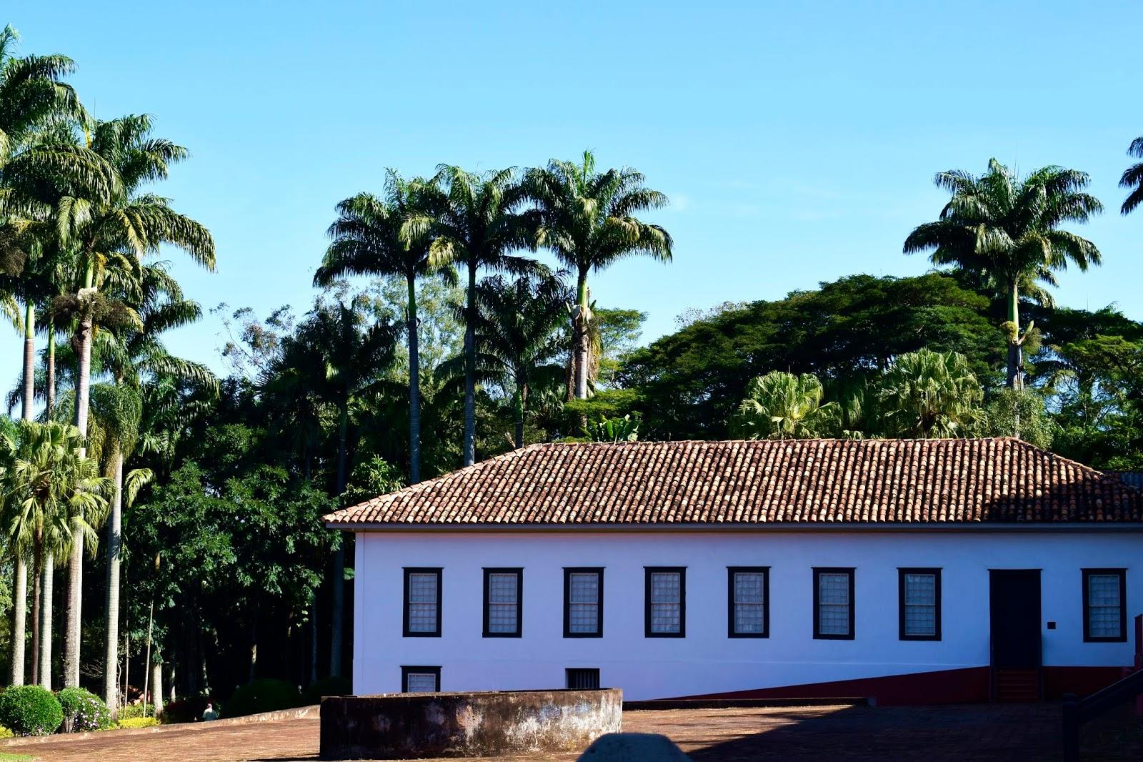 Casa do Pinha - Lugares para visitar no interior de SP