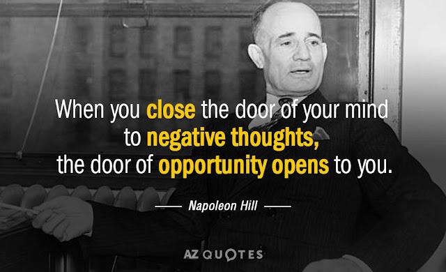 Quote Napoleon Hill