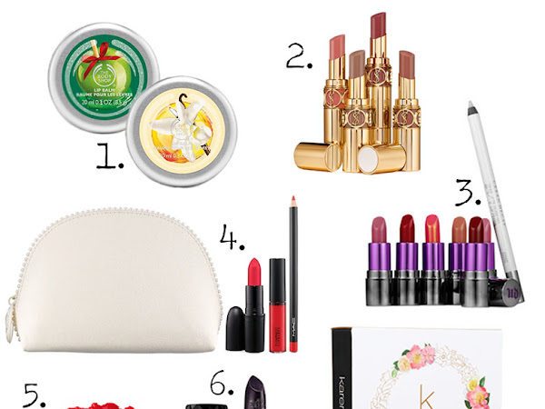 Gift Guide: For the Lipstick Lover
