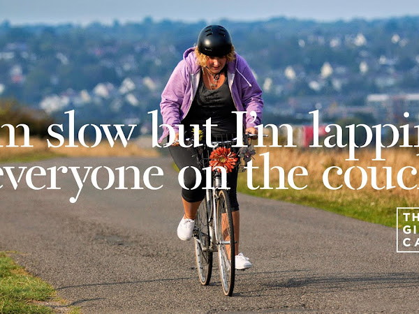 Why no speed should ever be 'too slow' to run.