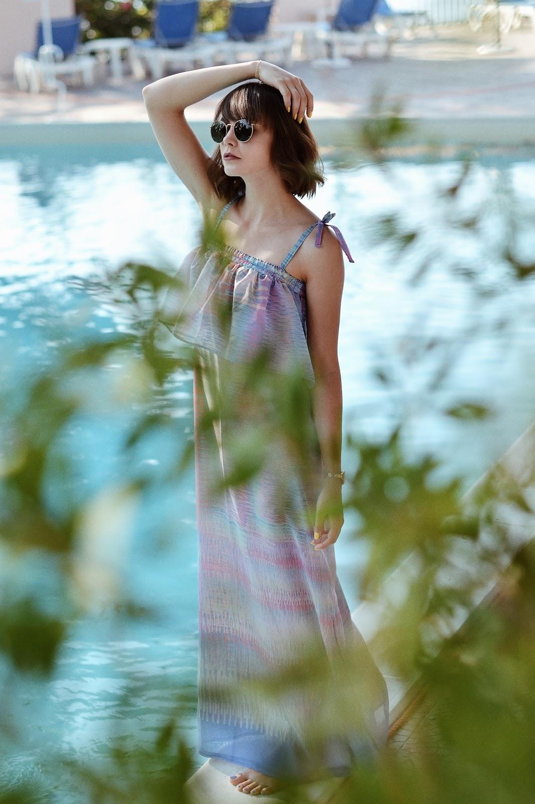 blogerka modowa | blog modowy | maxi sukienka | cammy blog