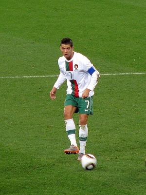Cristiano-Ronaldo-Erfolgsgeschichte