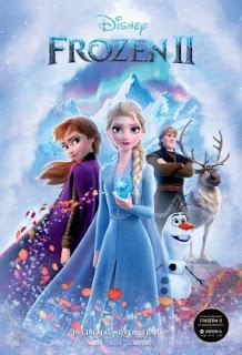 Film Frozen II 2019 [Bioskop]