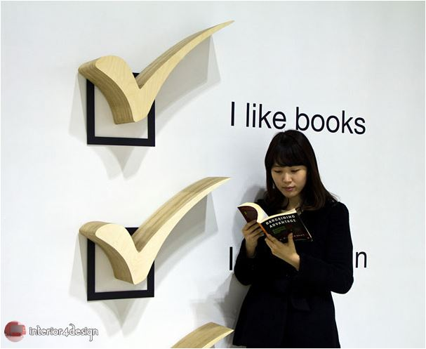 70 Best Bookshelf Designs 21