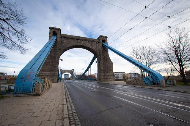 Grunwald Bridge-Breslavia