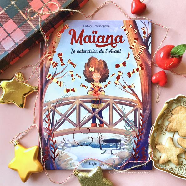 Maïana - Le calendrier de l'Avant