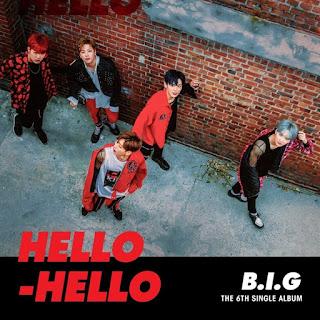 B.I.G – HELLO HELLO Albümü