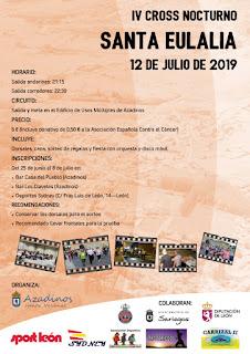 Cross Nocturno Azadinos 2019