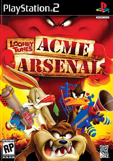 Looney Tunes: Acme Arsenal (PS2) 2007