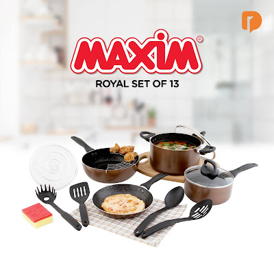 Maxim Royal Set Of 13 Pcs