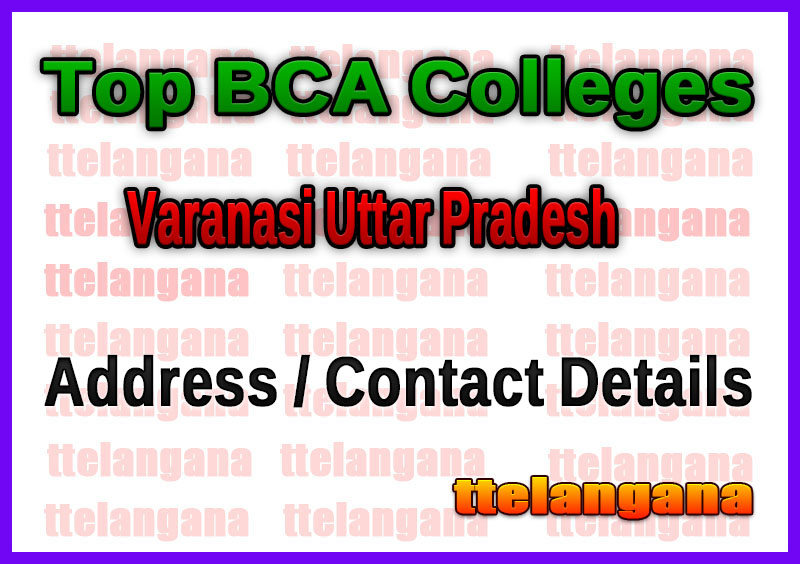 Top BCA Colleges in Varanasi Uttar Pradesh