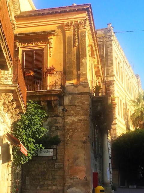 Modica-Streets